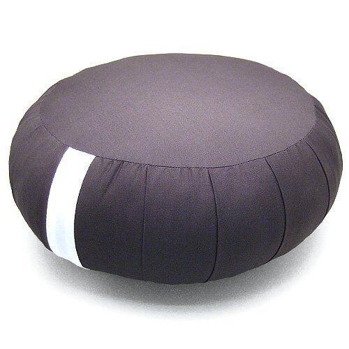 Japanese Zafu Cushion Zabuton for Zen Meditation or Yoga filled with Kapok 30cm