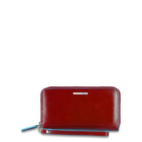 Piquadro portefeuille ac3131b2 série Blue Square NEUF