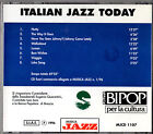 ITALIAN JAZZ TODAY CD RARE unreleased rec. Pieranunzi Fresu D'Andrea Rava