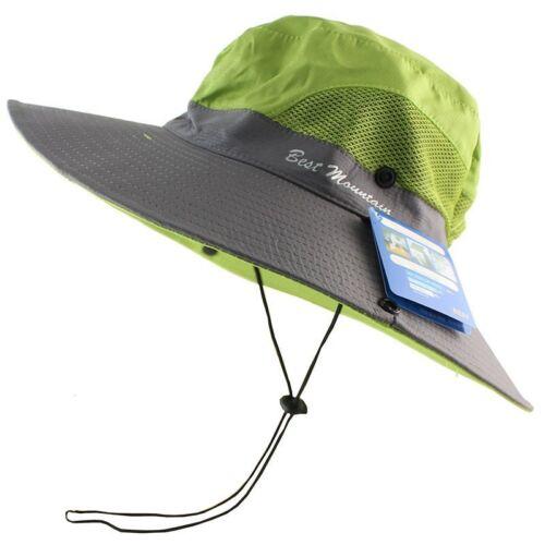Waterproof UPF 50 Sun Hat Bucket Summer Men Women Fishing Hat Sun UV Protection