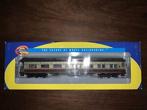 "HO Scale Athearn Ready To Roll Napa Valley RR Diner Car ""Silverado Trail"""