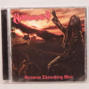WITCHBURNER-German-Thrashing-War-MCD-2002-R-I-P-Records-NEW-SEALED