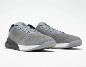 Reebok-Men-039-s-Nano-9-CrossFit-Training-Shoes-Cool-Shadow-Cold-Grey-US-Size-9