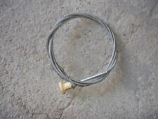 Massey Harris 33 Tractor Choke Cable With Pull Knob
