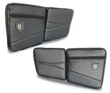 Pro Armor Stock Door Knee Pads w/ Storage (Black stitching) xp1000 turbo XP 900s