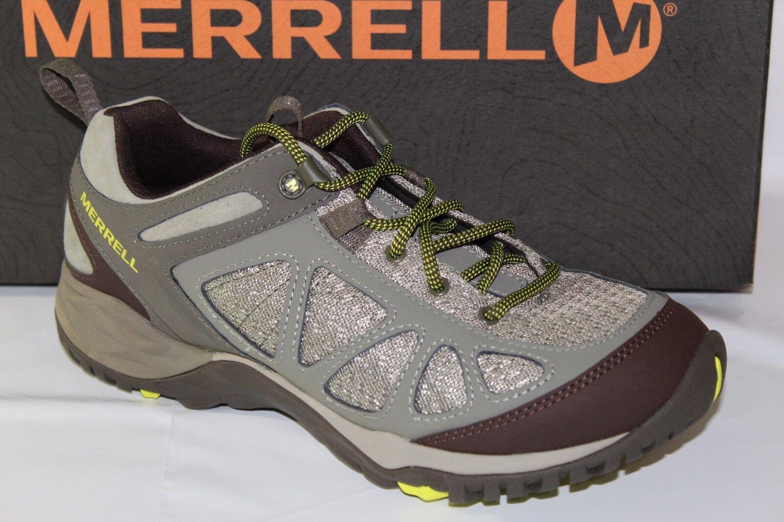 MERRELL MERRELL MERRELL SIREN SPORT Q2 donna HIKING scarpe, DimensioneS  9 & 9.5, DUSTY OLIVE, J37464 105953