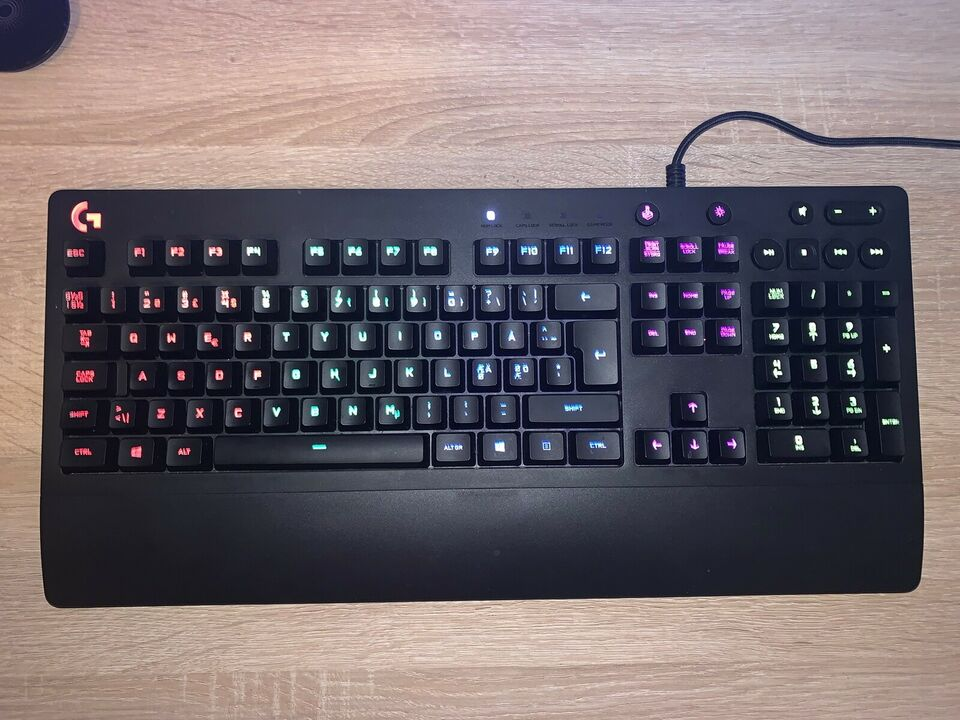 Tastatur, Logitech, G213 prodigy
