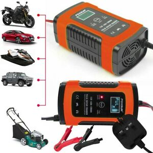 Car-Battery-Charger-12V-Portable-Auto-Trickle-Maintainer-Boat-Motorcycle