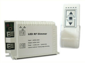 Varialuce led triac dimmer 220v 200w per luci lampade led for Lampade led 220v