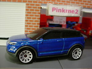 2018 Ice Voyagers Design 15 Range Rover Evoque Blue White Spoke