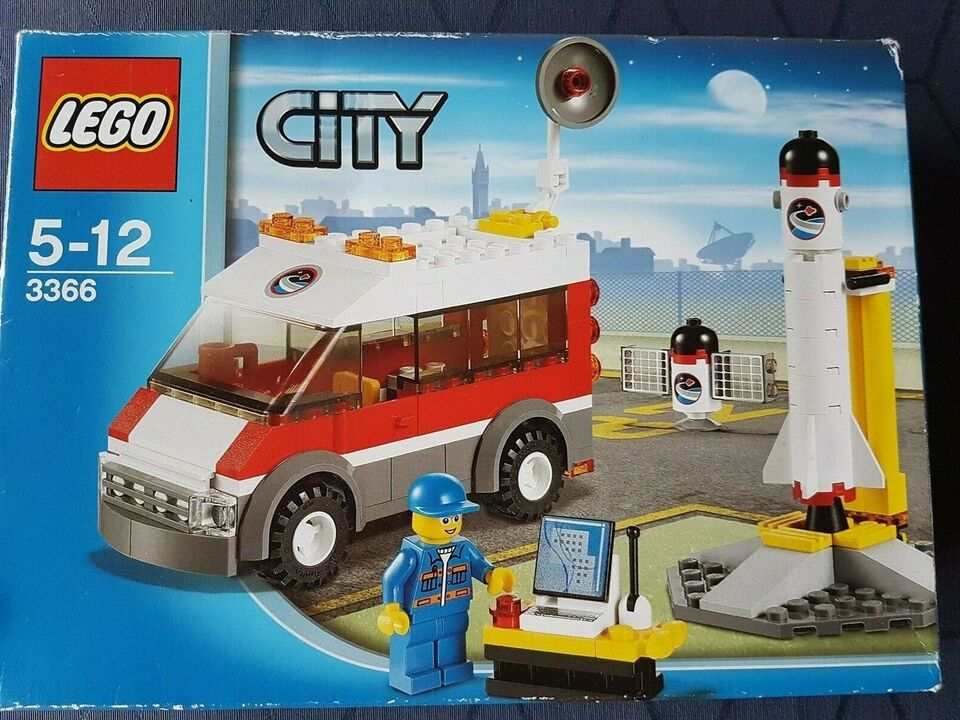 Lego Space, 3366, 3367