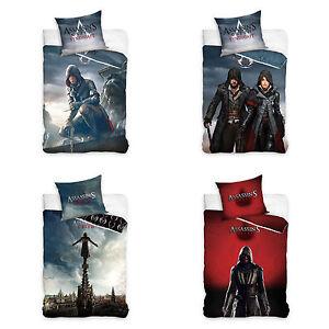 Assassins Creed Syndicate Ubisoft Bettwäsche Bed Linen Ebay
