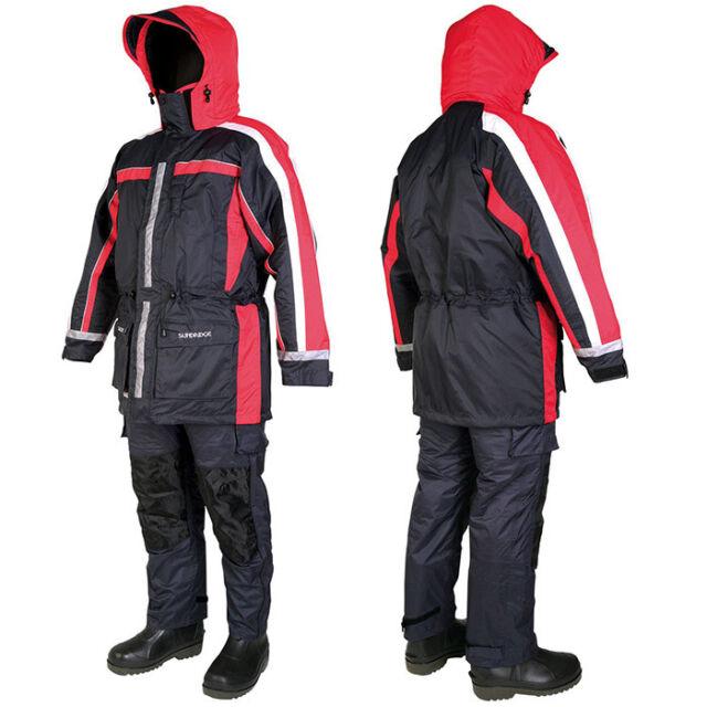 Bekleidung Angelsport SUNDRIGDE Mk7 Floating Suit 2-t BG M by TACKLE-DEALS !!!