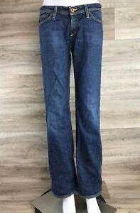 AG-Adriano-Goldschmied-The-merlot-women-039-s-Denim-Blue-Size-29-Jeans