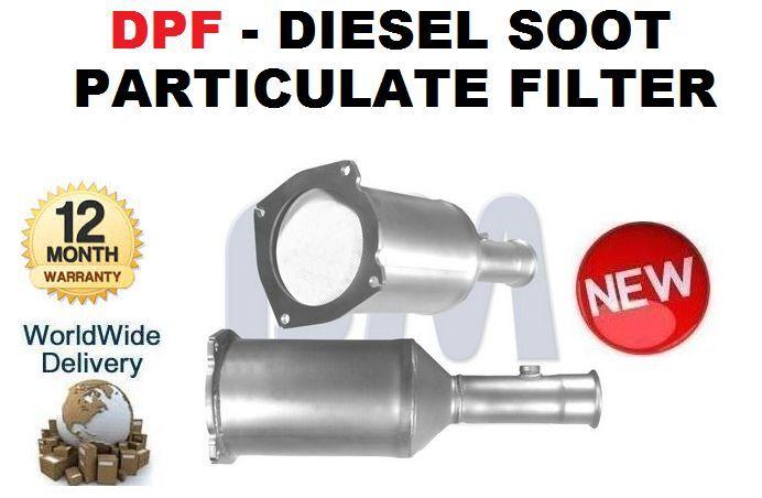 Für Citroen C5 2.0 Hdi 2001-2004 Neu DPF Dieselrußpartikelfilter