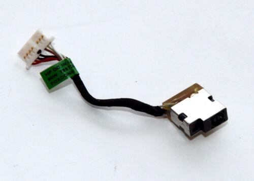 """HP ENVY x360 m6-w101dx 15.6/"""" Genuine DC IN Power Jack w//Harness 799735-F51"""