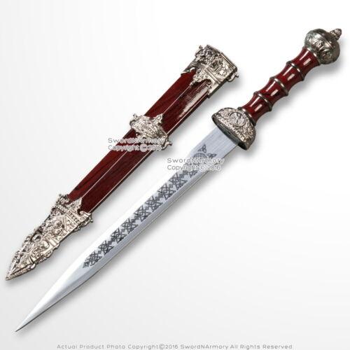 Gladius Roman Sword Dagger Gladiator Julius Caesar Medieval Renaissance Fair