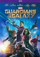Guardians of the Galaxy (DVD, 2014)  FREE SHIPPING! NEW SEALED! Ships in 12 hrs