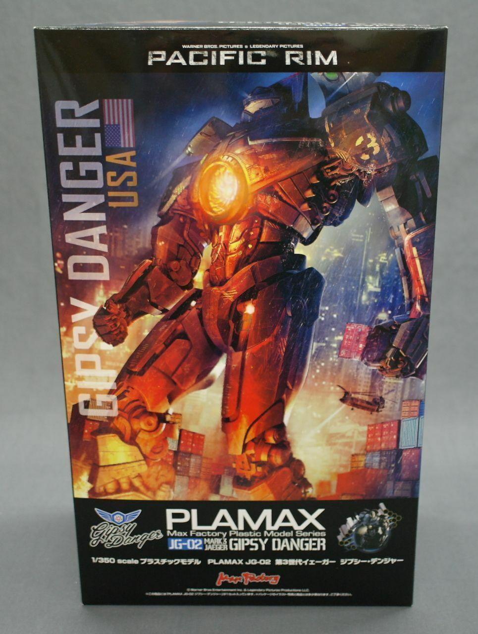 cómodamente Plamax JG-02 Pacific Rim Gipsy Danger 1 1 1 350 Kit plástico modelo Max fábrica Japón  mejor opcion