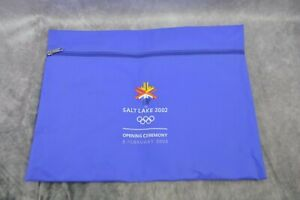 2002 Salt Lake City Winter Olympic Games Opening Ceremony Attache Case