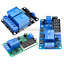 thumbnail 1 - Digital 12V/5V 2 Channel Relay LED Delay Timer Control Switch Relay Automation