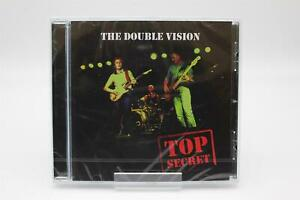 The-DOUBLE-VISION-TOP-SECRET-CD-NUOVI-NEW