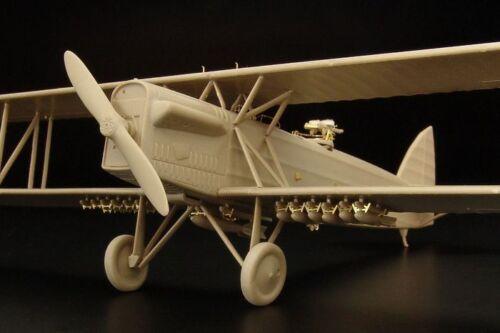 Brengun Models 1//72 LETOV S-16 Photo Etch Detail Set