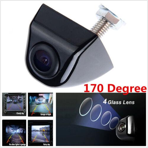 Waterproof 170º Car Rear View Reverse Backup Parking Camera Kits HD Night Vision