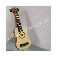 Dolls House 12th Scale Acoustic Guitar