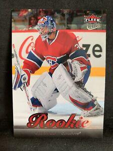 2007-08-Fleer-Ultra-Hockey-Rookie-Montreal-Canadiens-Carey-Price-Card-251