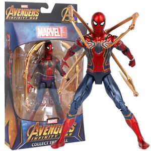 Iron-Spider-Spider-Man-Avengers-Infinity-War-Marvel-Action-Figure-Toy-Fans-Gifts