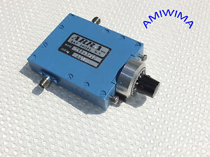 MICROWAVE CONTINUOUSLY VARIABLE COAXIAL ATTENUATOR SMA KU-BAND ARRA 20 dB X - Darstein, Deutschland - MICROWAVE CONTINUOUSLY VARIABLE COAXIAL ATTENUATOR SMA KU-BAND ARRA 20 dB X - Darstein, Deutschland