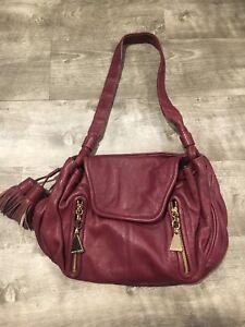 c481f4c336 Details about SEE BY CHLOE tassels shoulder bag leather