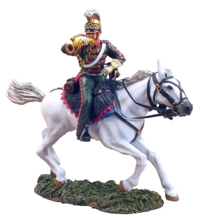 Britains Napoleonica Francese 36035 4  LANCIERI Trombettiere Caricamento  1 MIB