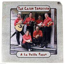 CAJUN TRADITION A La Veille Facon LP 80s Louisianna Folk Swallow Records SEALED