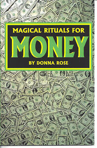 Details about BOOK MAGICAL RITUALS FOR MONEY by Donna Rose LUCK ABUNDANCE  SUCCESS SPELLS