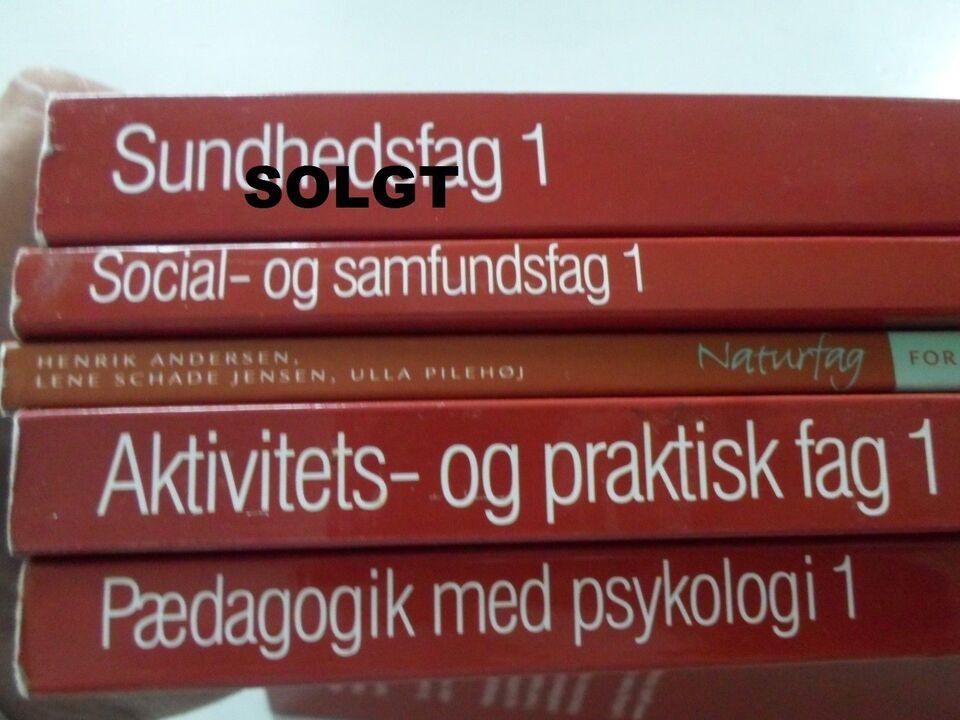 Sundhedsfag, Social og samfundsfag, 4 lærebøger