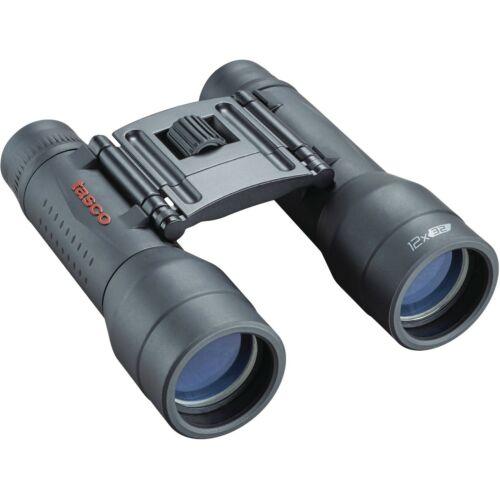 Tasco 12x32 Essentials Compact Binoculars Black