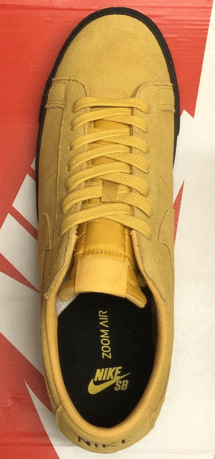 NIKE SB ZOOM BLAZER LOW para Hombre Zapatillas Zapatos Tenis Reino Unido 13 US 14