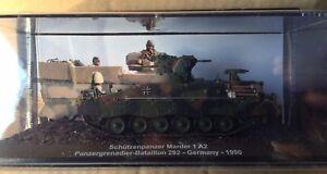 DIE-CAST-TANK-034-SCHUTZENPANZER-MARDER-1-A2-GERMANY-1990-034-BLINDATI-020-1-72
