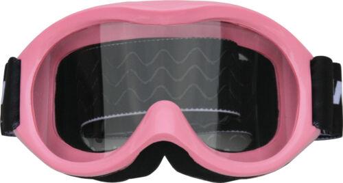 PINK dirt bike Kids//Youth Goggles quad MX non slip helmet ATV Motocross