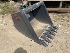 36 Wain Roy Withr Excavator Bucket With 65mm Locking Pin Free Ship With25 Miles Only