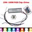 Led Chip Driver Rgb 100w 50w 30w 20w 10w Cob light Lamp 24 Keys Remote control
