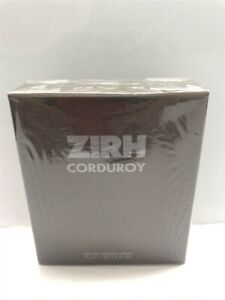 Zirh-Corduroy-by-Zirh-2-5-oz-75-ml-Eau-de-Toilette-Spray-Discontinued-Sealed
