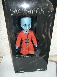 LDD-living-dead-dolls-RESURRECTION-VIII-ALISON-CRUX-New-In-Box