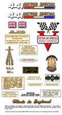 1969-71: B44 - DECAL SET- BSA Victor Special