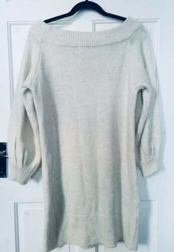 Size River Nuovo Knit Medium in Dress Cable Island Ivory negozio Jumper rOwqrY8