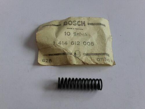 4x 1414612005 Bosch muelle de compresión para bomba inyectora estudia springressort