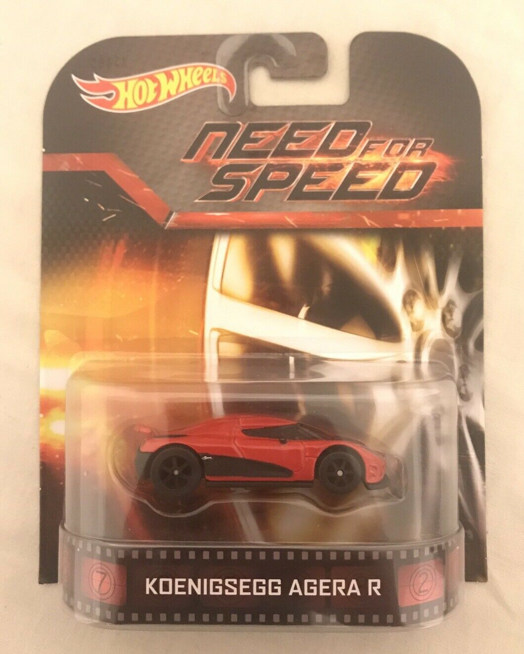 Hotwheels Retro Entertainment Koenigsegg Agera R VERY RARE HTF RR 1 64 Last One
