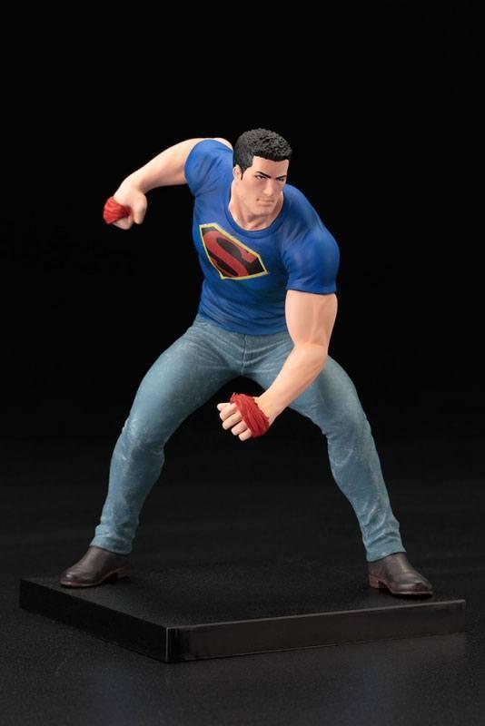 Dc Comics Statuetta Artfx 110 Clark Kent Superuomo azione Comics  Truth